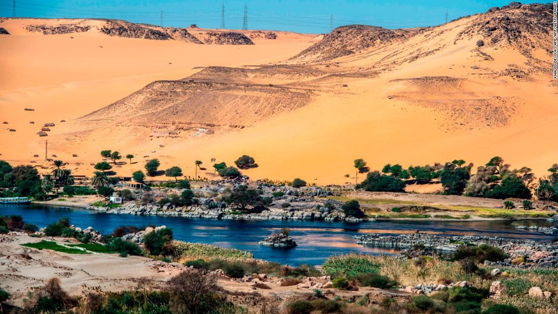 Con đập lớn nhất châu Phi đe dọa an ninh nguồn nước dòng sông Nile Ảnh 9