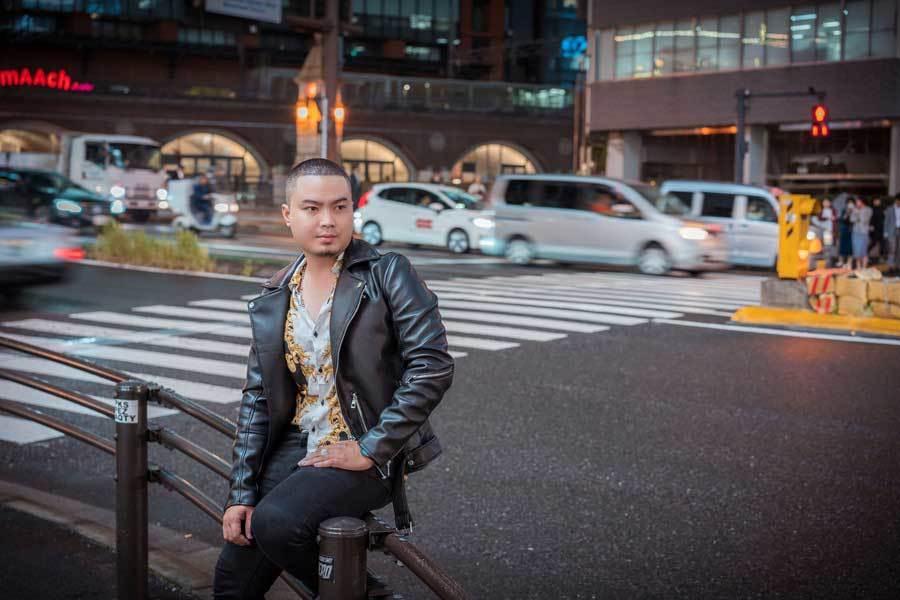 Chuyến đi Nhật Bản đáng nhớ của nhà thiết kế Việt Ảnh 3