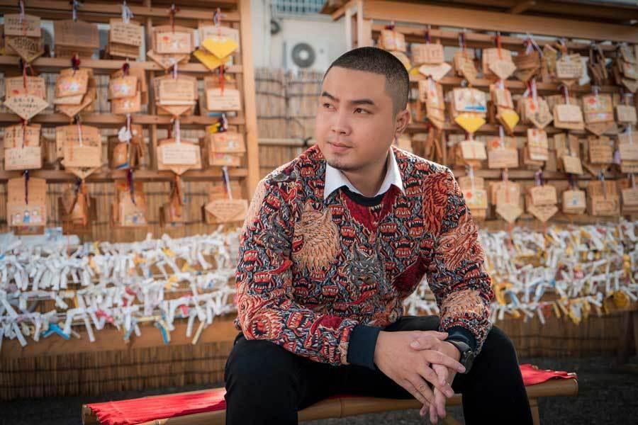 Chuyến đi Nhật Bản đáng nhớ của nhà thiết kế Việt Ảnh 6