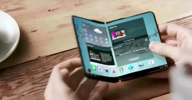 Samsung sẽ công bố điện thoại màn hình gập vào tháng tới? Ảnh 1
