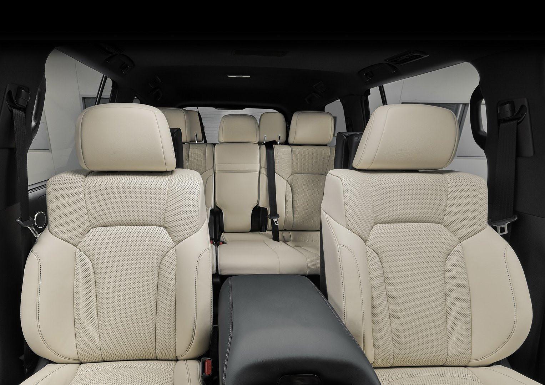 Lexus LX Inspiration Series 2019 ra mắt, giá hơn 100.000 USD Ảnh 3