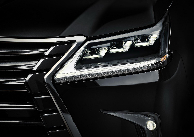 Lexus LX Inspiration Series 2019 ra mắt, giá hơn 100.000 USD Ảnh 5