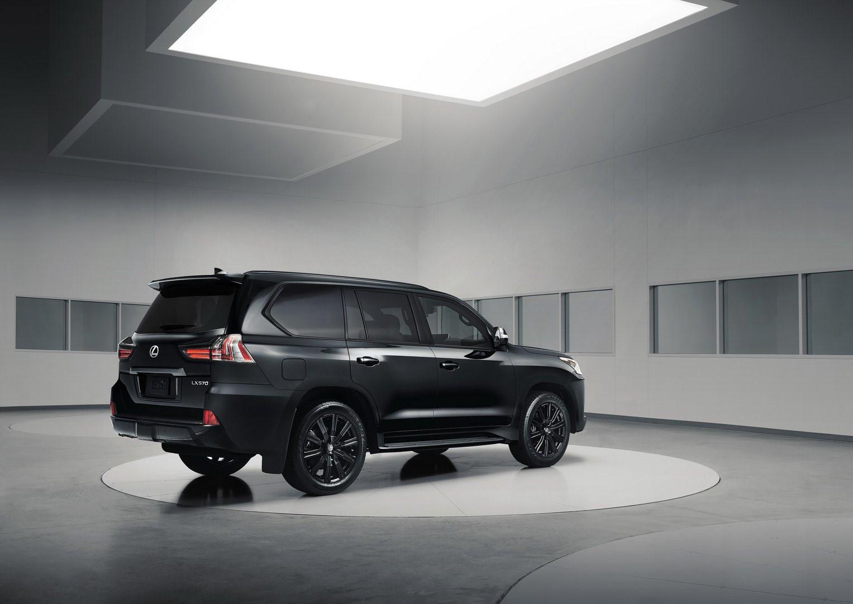 Lexus LX Inspiration Series 2019 ra mắt, giá hơn 100.000 USD Ảnh 8