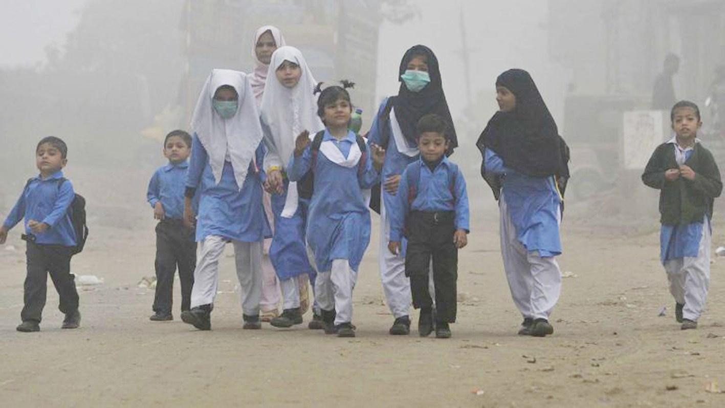 Trẻ em: Nạn nhân dễ tổn thương nhất của ô nhiễm không khí Ảnh 1