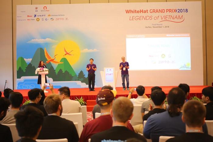 Đội Nga dẫn đầu cuộc thi an toàn không gian mạng toàn cầu Ảnh 3