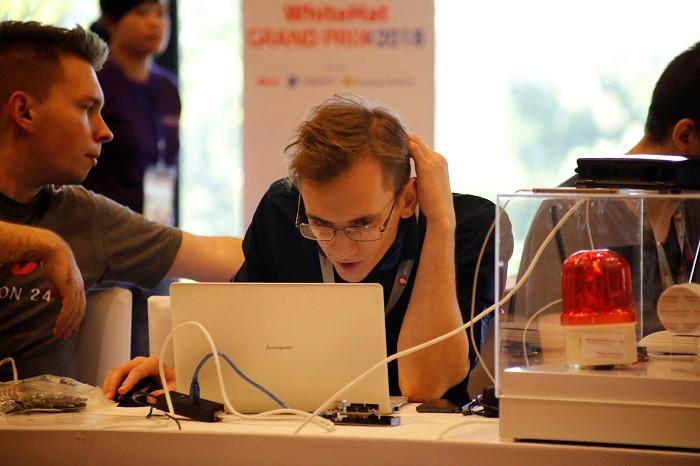 Đội Nga dẫn đầu cuộc thi an toàn không gian mạng toàn cầu Ảnh 4