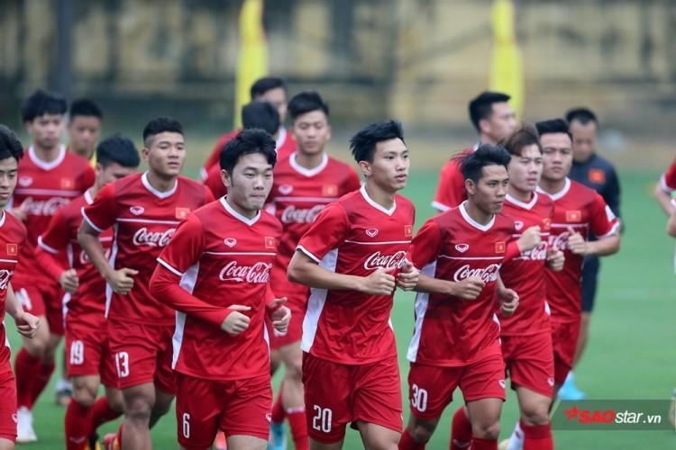 AFF Cup 2018: HLV Park Hang Seo ra 'lệnh cấm đặc biệt' với ĐTVN Ảnh 1