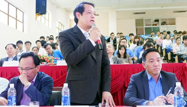 Đại học Bách khoa Đà Nẵng: Tiên quyết là đáp ứng yêu cầu của thị trường lao động Ảnh 1