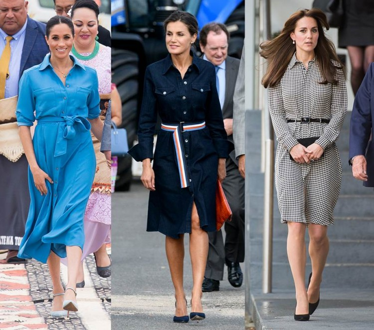 7 món đồ bình dân được công nương Meghan Markle và Kate Middleton 'hô biến' thành quí tộc Ảnh 3