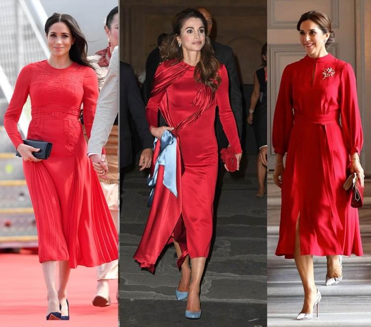 7 món đồ bình dân được công nương Meghan Markle và Kate Middleton 'hô biến' thành quí tộc Ảnh 5