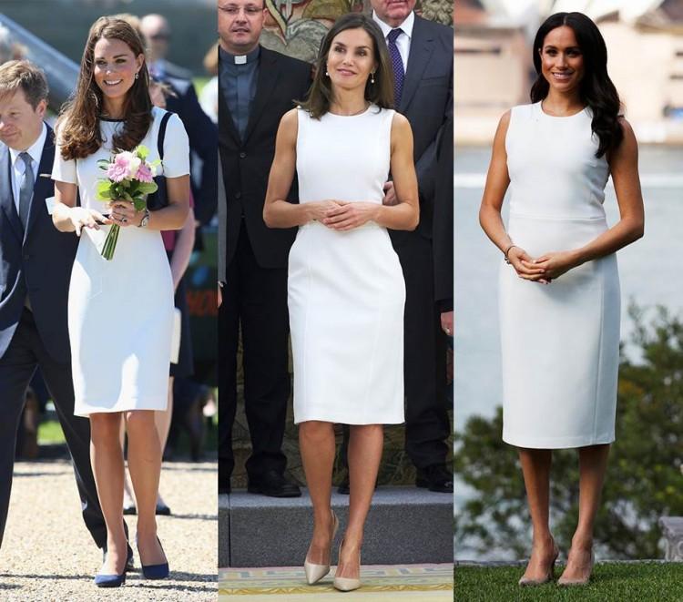 7 món đồ bình dân được công nương Meghan Markle và Kate Middleton 'hô biến' thành quí tộc Ảnh 1