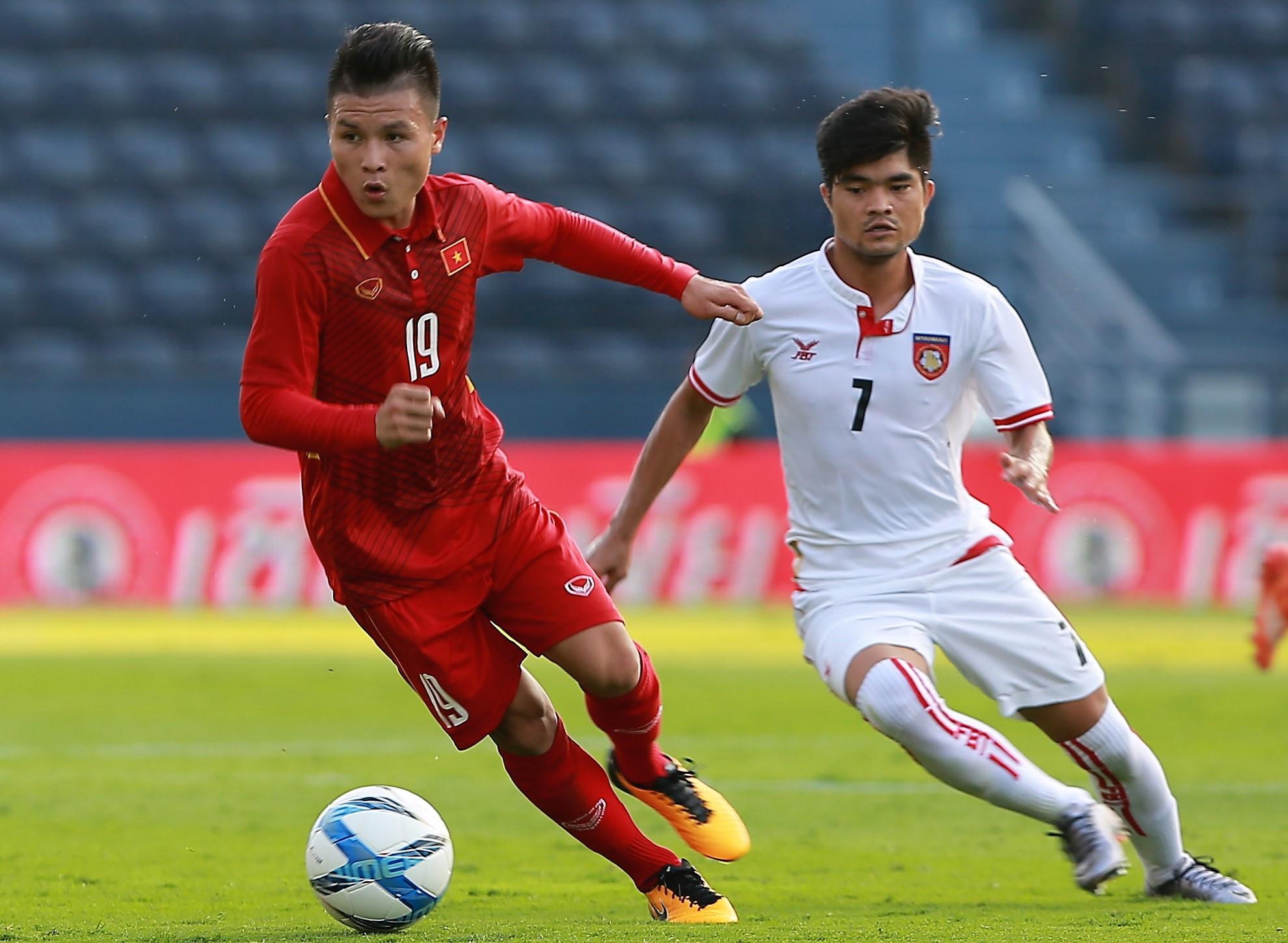 Fox Sports châu Á chỉ tên 'bộ 3 nguyên tử' của ĐT Việt Nam tại AFF Cup Ảnh 1