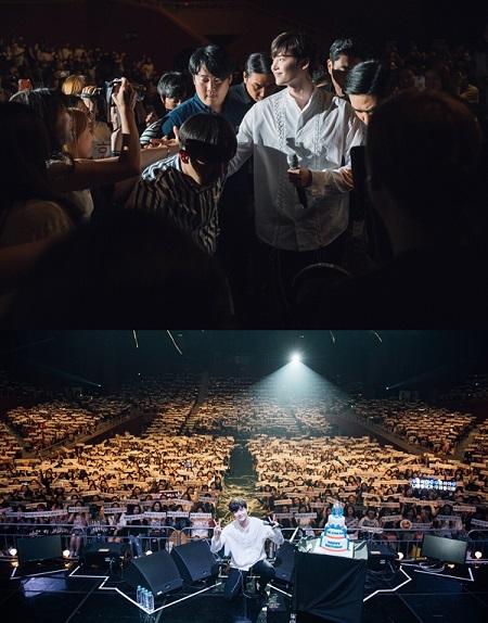 Lee Jong Suk bất ngờ bị bắt giữ tại Indonesia sau buổi fanmeeting Ảnh 5