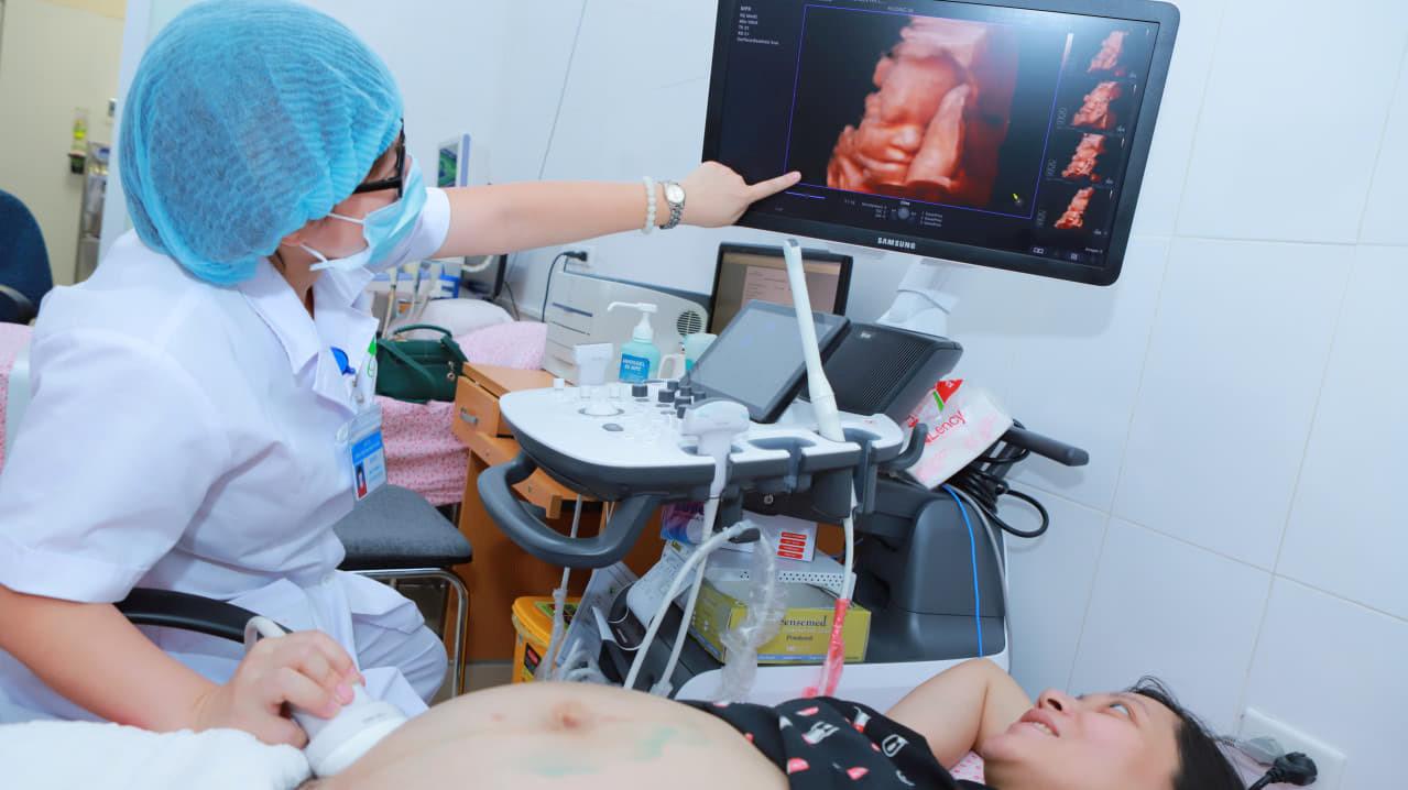 Bà bầu siêu âm nhiều có gây hại cho thai nhi? Ảnh 1