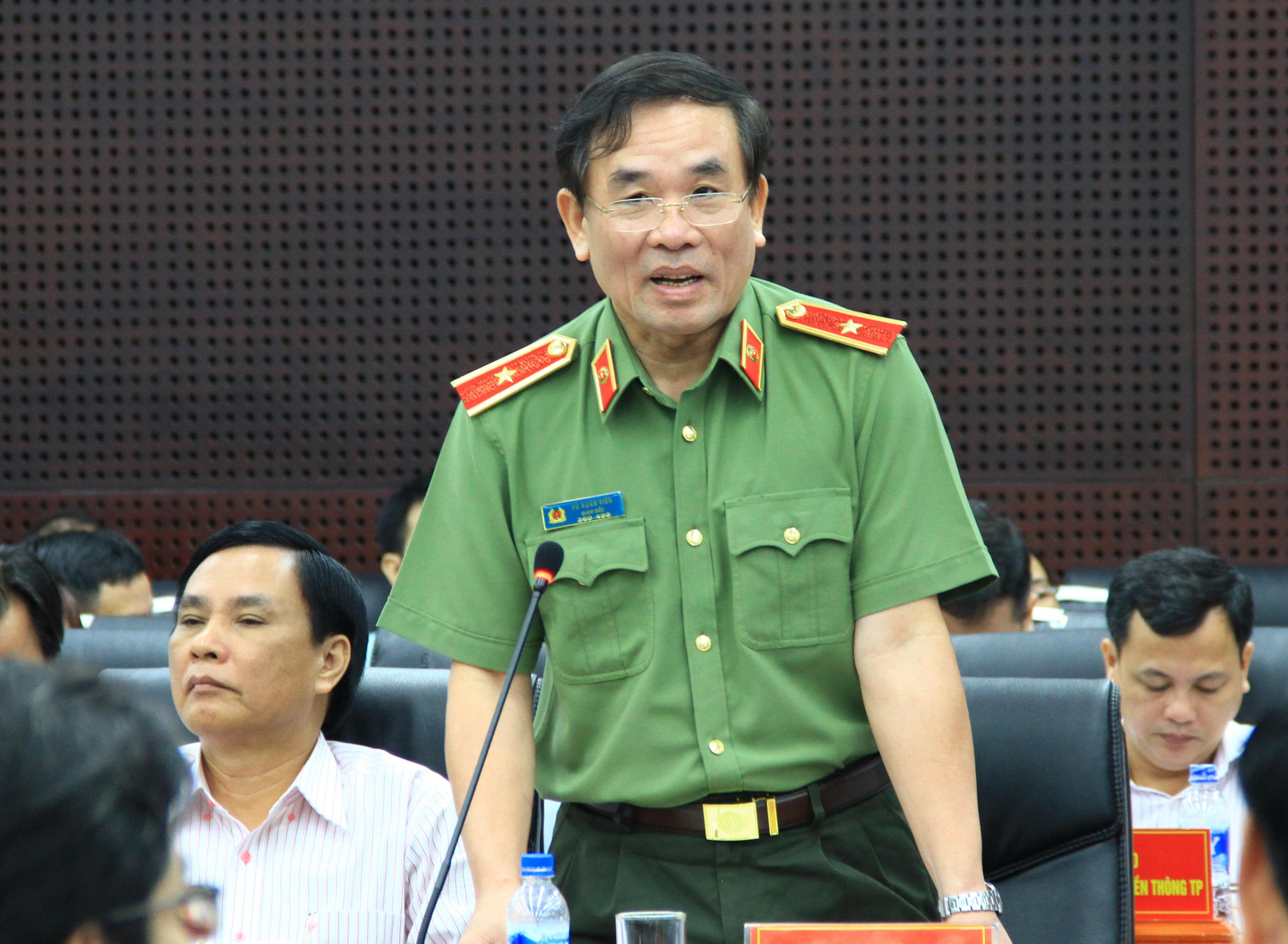 Tướng công an nói về 'xã hội đen' đòi nợ thuê ở Đà Nẵng Ảnh 1