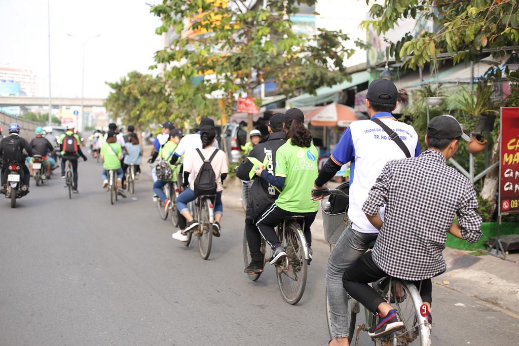 Khám phá Sài Gòn bằng xe đạp Ảnh 6