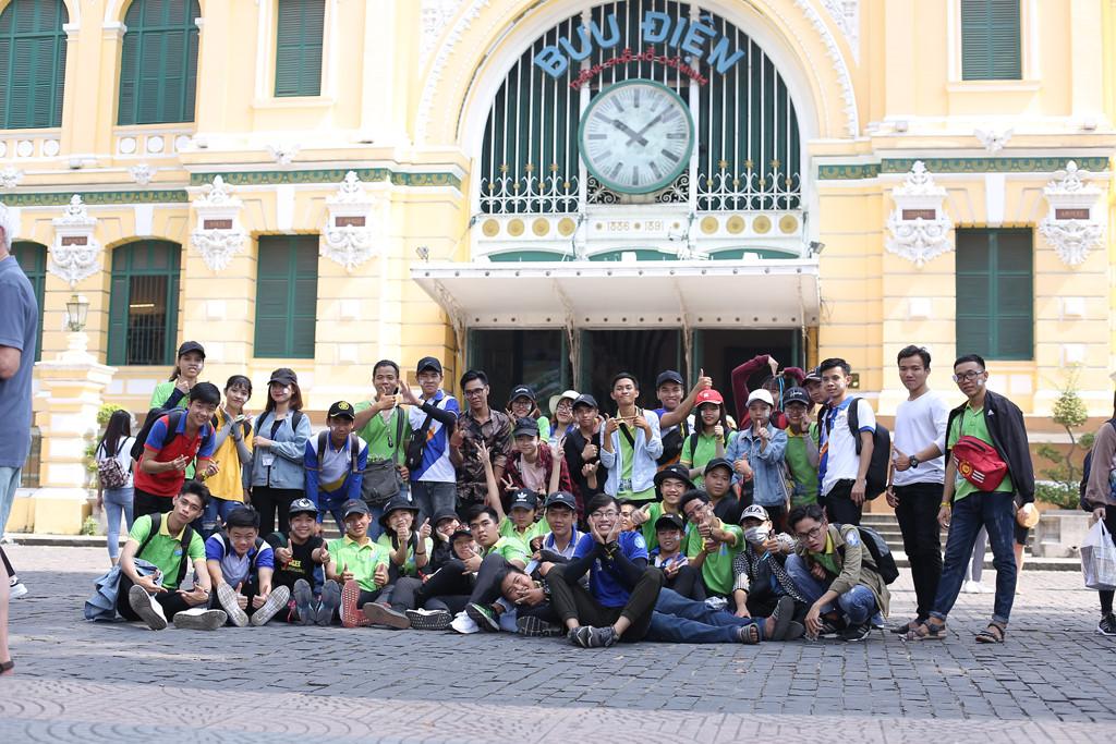 Khám phá Sài Gòn bằng xe đạp Ảnh 5