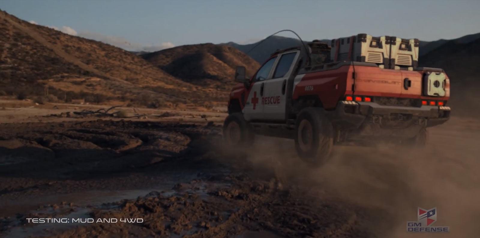 Chevrolet Silverado ZH2: 'Vua Offroad' thách thức mọi địa hình Ảnh 6
