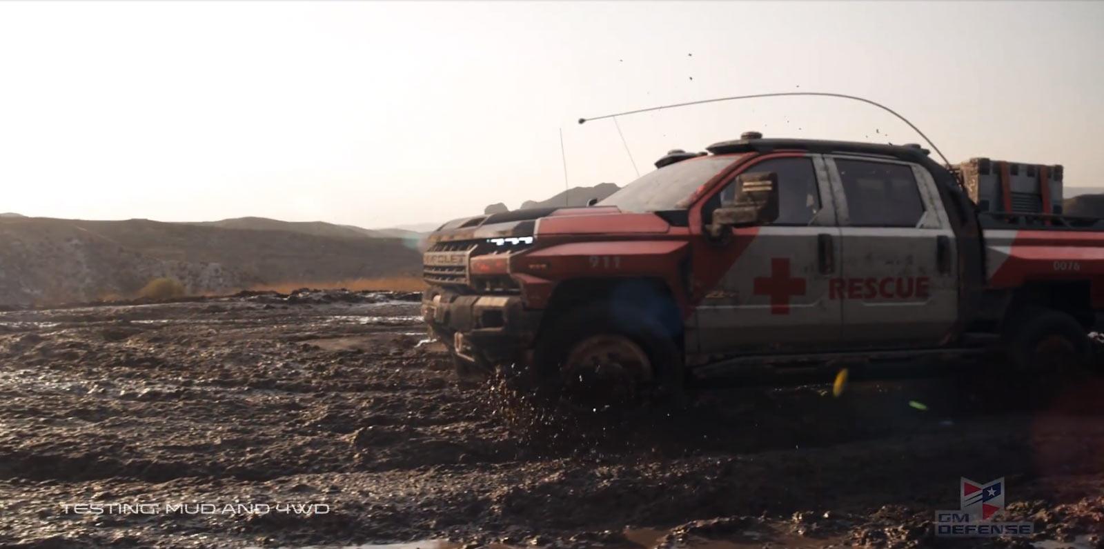 Chevrolet Silverado ZH2: 'Vua Offroad' thách thức mọi địa hình Ảnh 2
