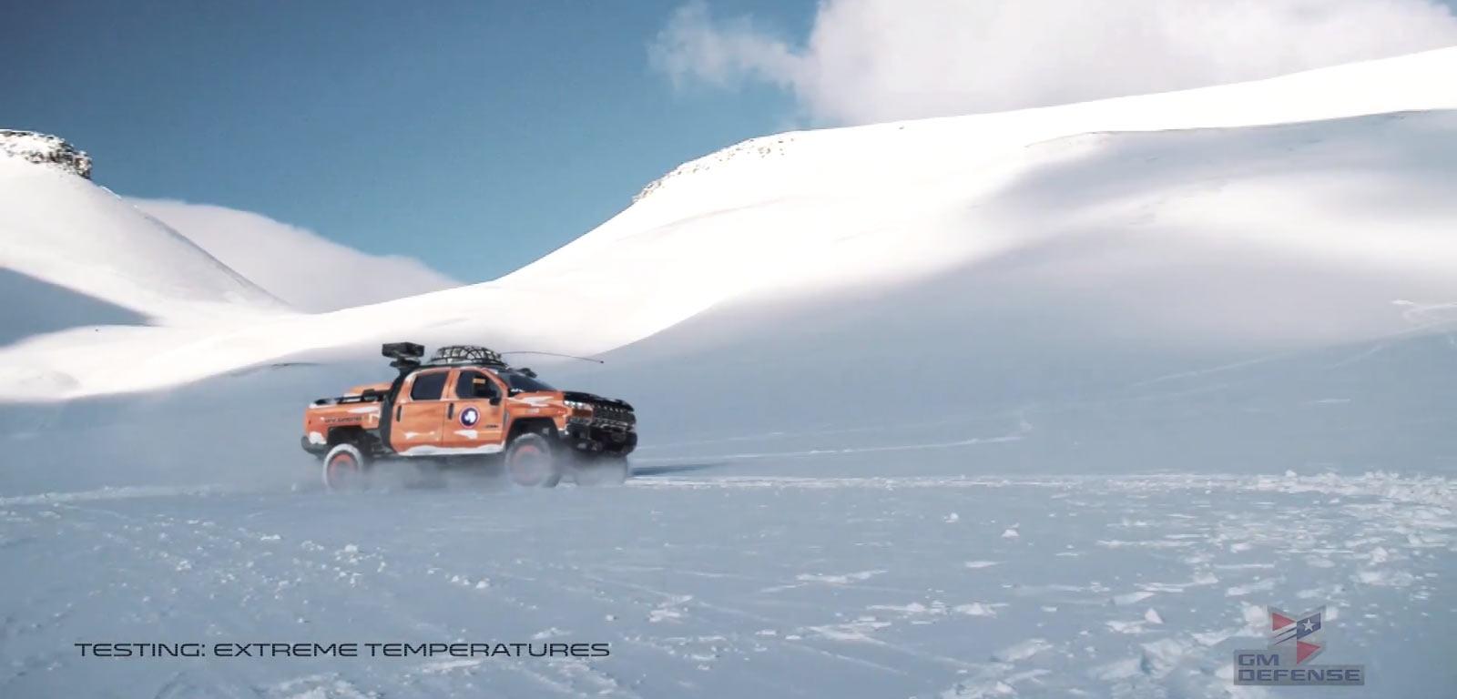 Chevrolet Silverado ZH2: 'Vua Offroad' thách thức mọi địa hình Ảnh 5
