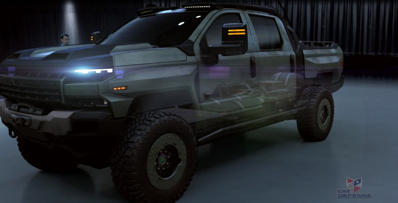 Chevrolet Silverado ZH2: 'Vua Offroad' thách thức mọi địa hình Ảnh 8