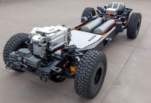 Chevrolet Silverado ZH2: 'Vua Offroad' thách thức mọi địa hình Ảnh 3