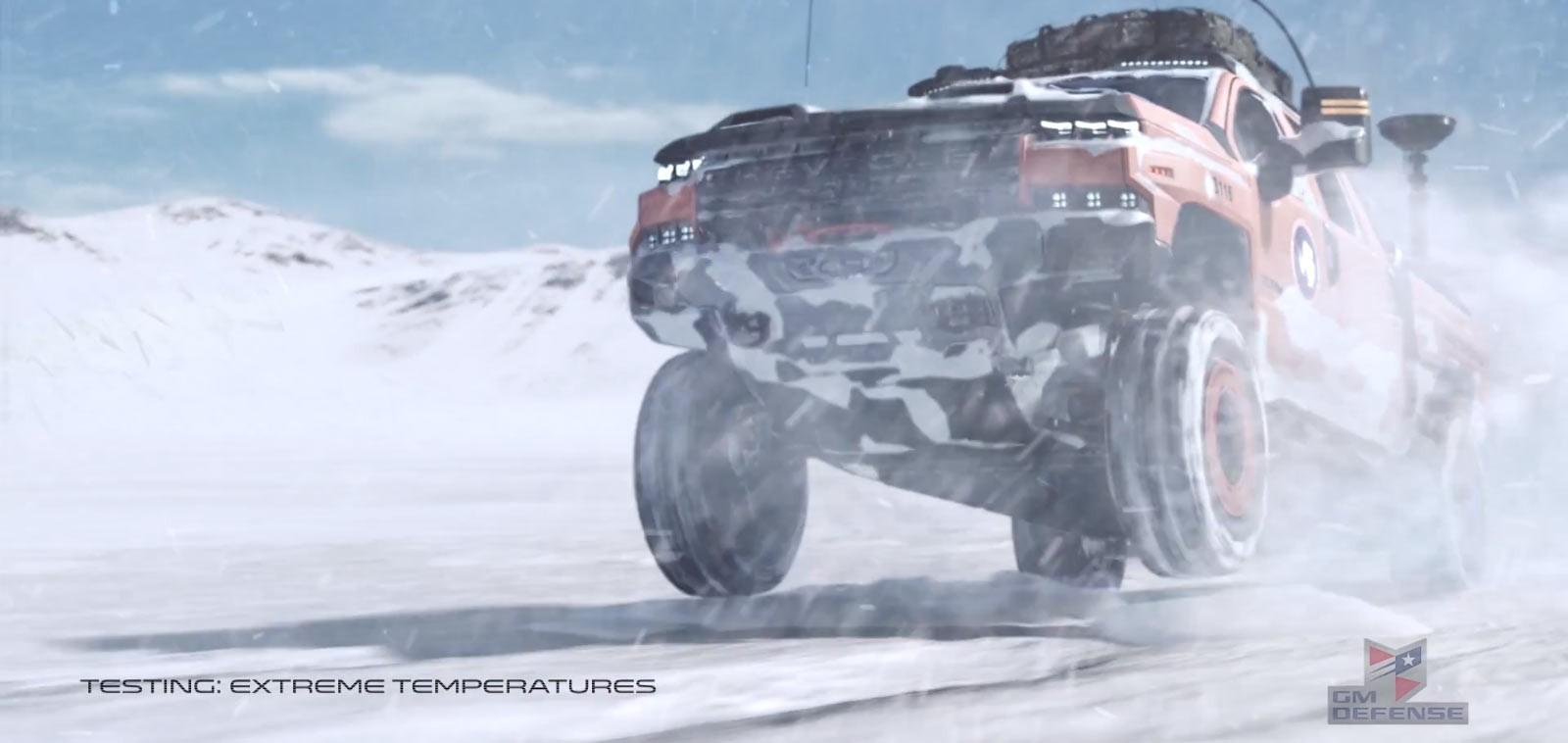 Chevrolet Silverado ZH2: 'Vua Offroad' thách thức mọi địa hình Ảnh 7