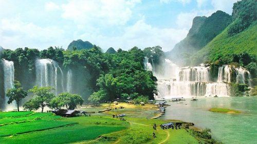 Cao Bằng: Đón nhận danh hiệu Công viên địa chất toàn cầu UNESCO Ảnh 1