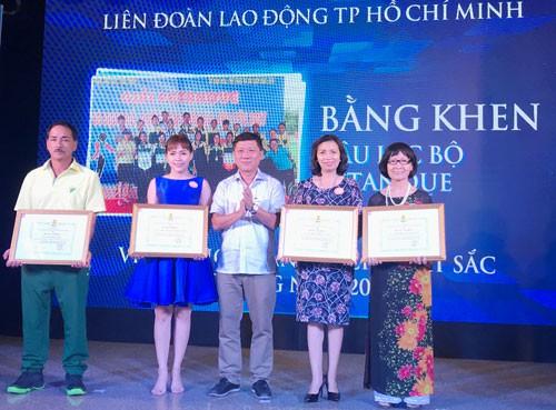 Kỷ niệm 43 năm thành lập Cung VHLĐ TP HCM Ảnh 1