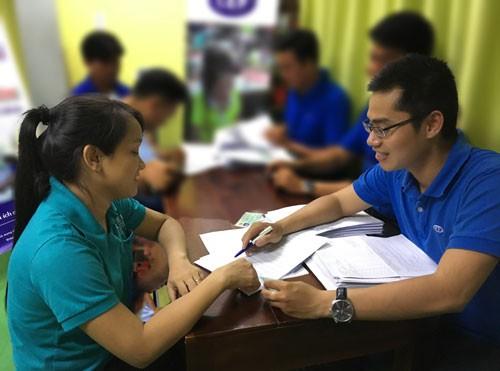 CEP hỗ trợ vốn cho đoàn viên học nghề Ảnh 1