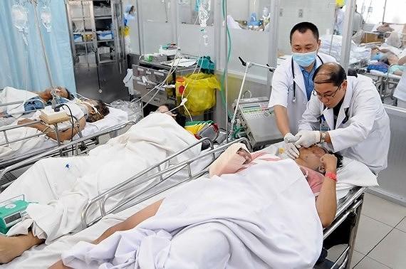 'Giờ vàng' quyết định tính mạng bệnh nhân cấp cứu Ảnh 1