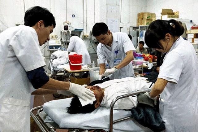 'Giờ vàng' quyết định tính mạng bệnh nhân cấp cứu Ảnh 3