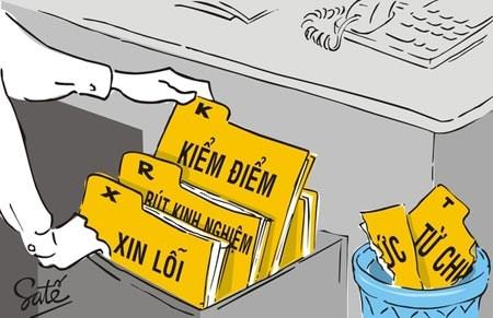 Quảng Bình: Kỷ luật hàng nghìn đảng viên vi phạm Ảnh 1