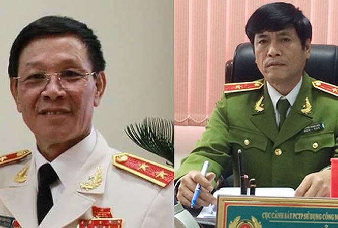 Đính chính cáo trạng truy tố cựu trung tướng Phan Văn Vĩnh Ảnh 1