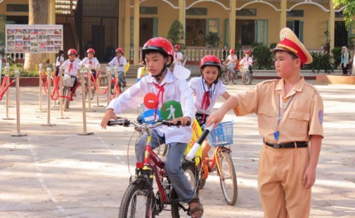 Hà Nội: Tăng cường bảo đảm an ninh, an toàn giao thông trường học Ảnh 1