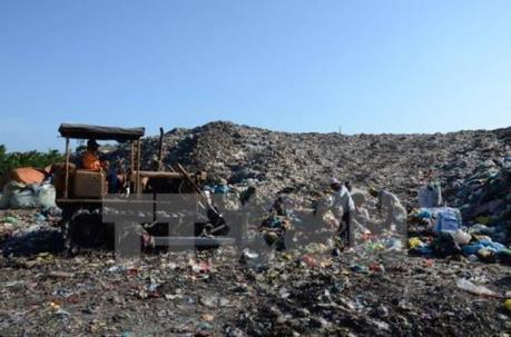 Mitsubishi muốn cùng Tp. Hồ Chí Minh đầu tư xây dựng nhà máy xử lý rác thải ảnh 1