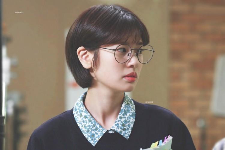 Những ngôi sao xứ Hàn không ngại cắt phăng mái tóc dài quen thuộc để làm mới hình tượng Ảnh 7