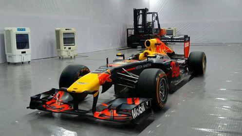Giải F1 Hanoi 2020: Hé lộ hình ảnh, thông tin chiếc xe 'khủng' đang có mặt tại Hà Nội Ảnh 2