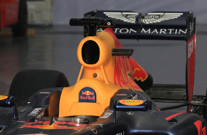 Giải F1 Hanoi 2020: Hé lộ hình ảnh, thông tin chiếc xe 'khủng' đang có mặt tại Hà Nội Ảnh 5