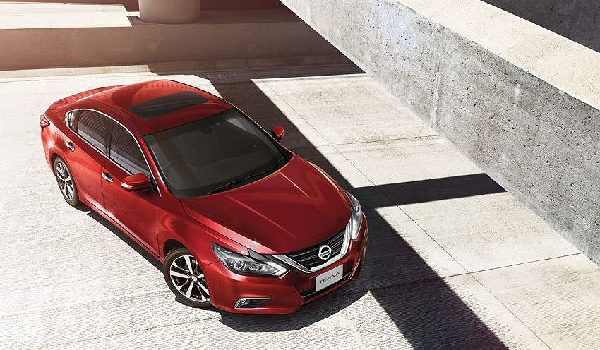 Nissan Teana bản nâng cấp ra mắt tại Thái Lan giá 940 triệu đồng Ảnh 1