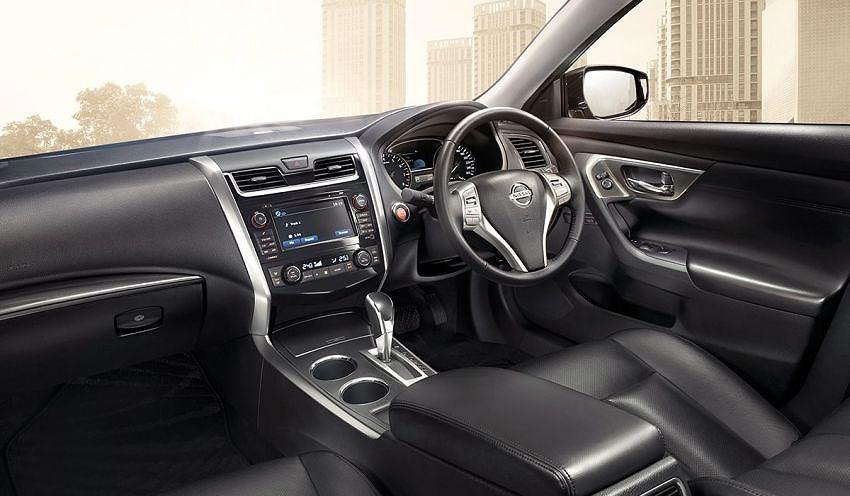 Nissan Teana bản nâng cấp ra mắt tại Thái Lan giá 940 triệu đồng Ảnh 2