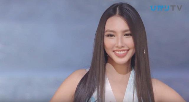 Nguyễn Thúc Thùy Tiên gặp 'sự cố' tại chung kết Hoa hậu Quốc tế 2018 Ảnh 4