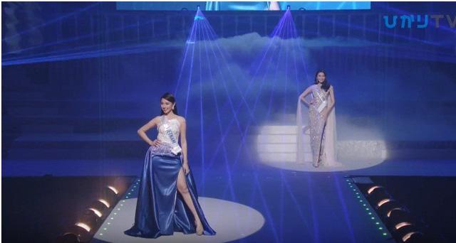 Nguyễn Thúc Thùy Tiên gặp 'sự cố' tại chung kết Hoa hậu Quốc tế 2018 Ảnh 3