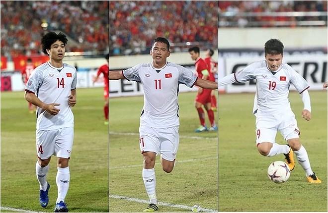 Ba cầu thủ họ 'Nguyễn' của ĐT Việt Nam được báo nước ngoài vinh danh Ảnh 1