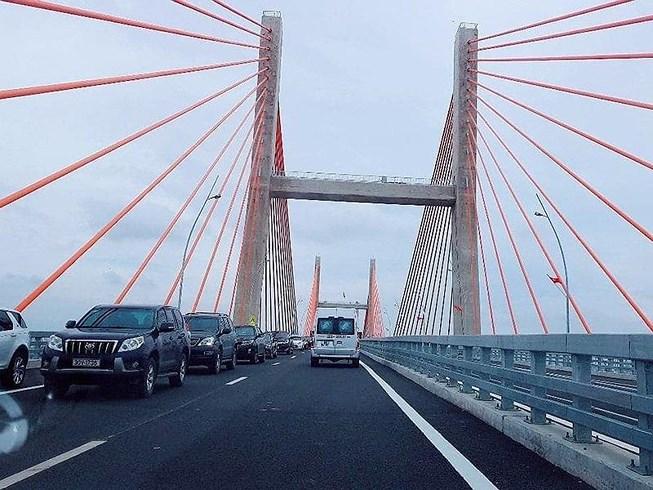 Nghiên cứu giảm tốc độ xe qua cầu Bạch Đằng Ảnh 1
