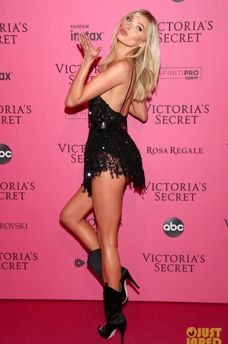 Bella Hadid diện mốt không nội y dự tiệc Victoria's Secret Show Ảnh 9