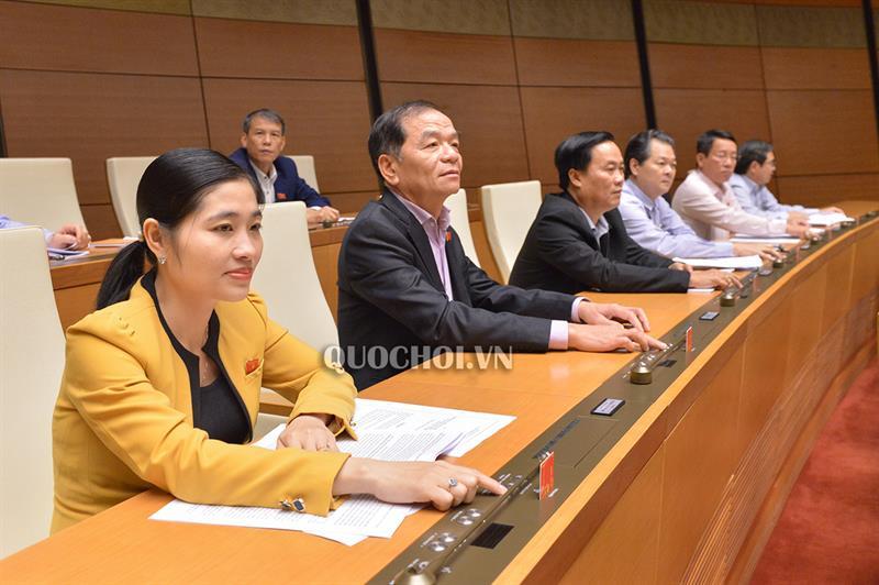 Quốc hội đồng ý tăng lương cơ sở từ 1/7/2019 Ảnh 1