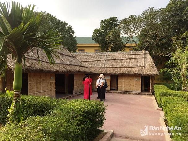 Khu di tích lưu niệm Phan Bội Châu được công nhận điểm du lịch cấp tỉnh Ảnh 2