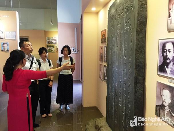 Khu di tích lưu niệm Phan Bội Châu được công nhận điểm du lịch cấp tỉnh Ảnh 1