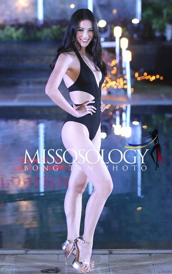Ngắm cặp đùi 'đá tảng' nóng bỏng giúp Phương Khánh đăng quang Miss Earth 2018 Ảnh 5